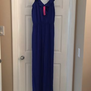 Lilly Pulitzer Tinley Jumpsuit Size Large